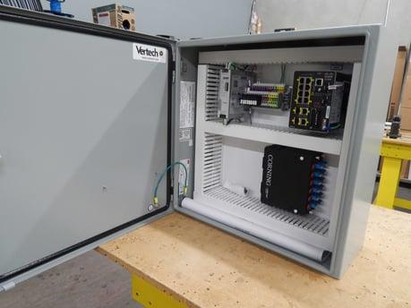 UL-508A Panel