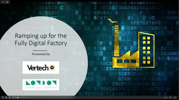 Ramping Up for the Fully Digital Factory