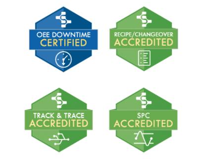 Sepasoft Certifications