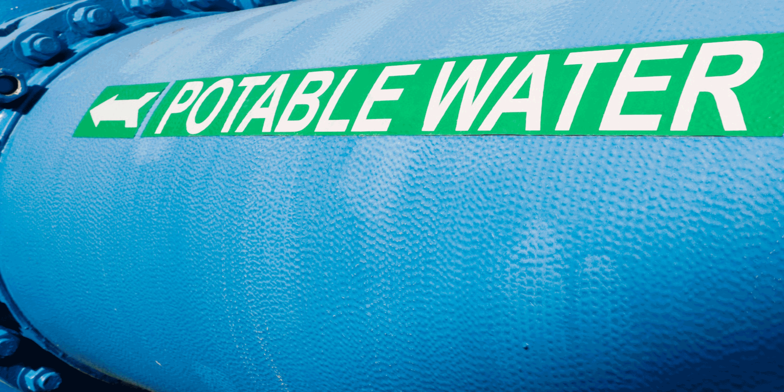 potable water